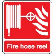 Fire safety sign - Fire Hose Reel 069